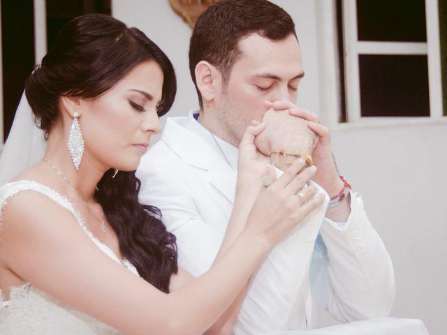 El matrimonio de Adal y Alexandra en Cartagena, Bolívar 55