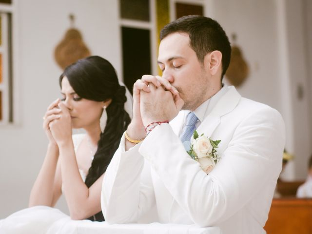 El matrimonio de Adal y Alexandra en Cartagena, Bolívar 58