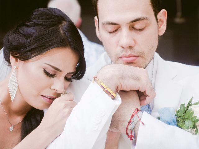 El matrimonio de Adal y Alexandra en Cartagena, Bolívar 61