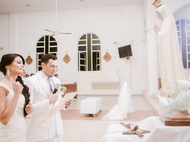 El matrimonio de Adal y Alexandra en Cartagena, Bolívar 65