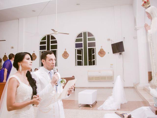 El matrimonio de Adal y Alexandra en Cartagena, Bolívar 66