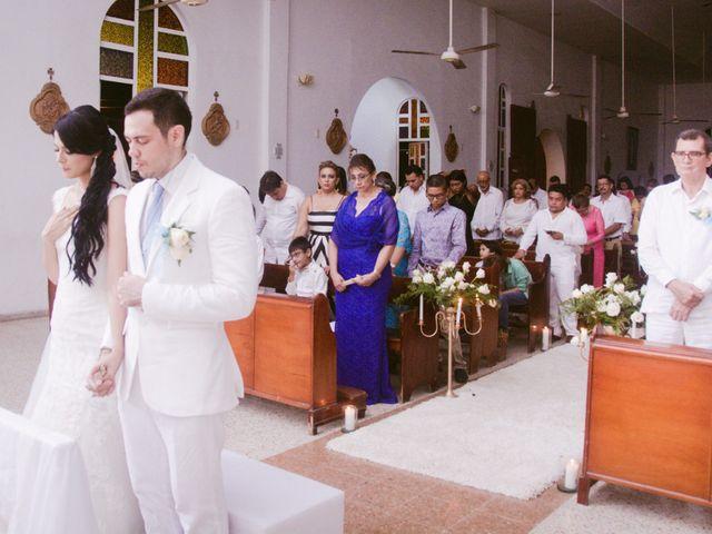 El matrimonio de Adal y Alexandra en Cartagena, Bolívar 69