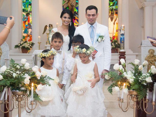 El matrimonio de Adal y Alexandra en Cartagena, Bolívar 73