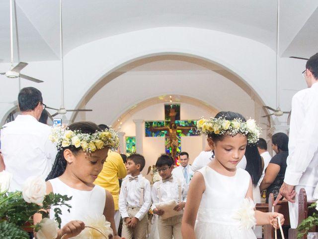 El matrimonio de Adal y Alexandra en Cartagena, Bolívar 74