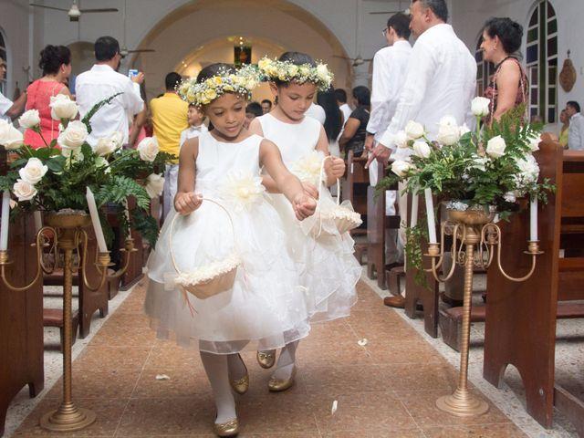 El matrimonio de Adal y Alexandra en Cartagena, Bolívar 75