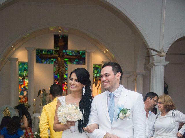 El matrimonio de Adal y Alexandra en Cartagena, Bolívar 76