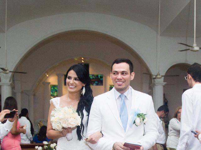 El matrimonio de Adal y Alexandra en Cartagena, Bolívar 77