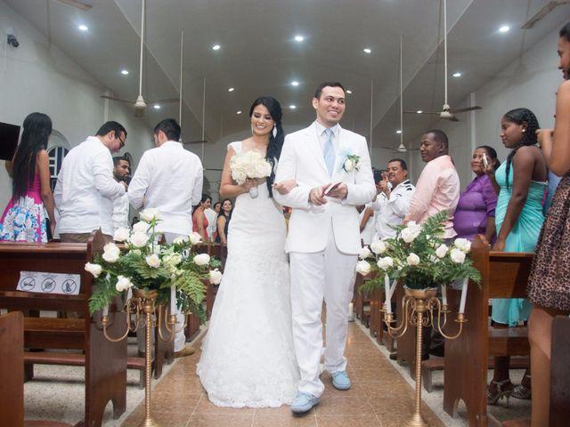 El matrimonio de Adal y Alexandra en Cartagena, Bolívar 78