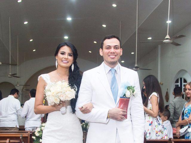 El matrimonio de Adal y Alexandra en Cartagena, Bolívar 79