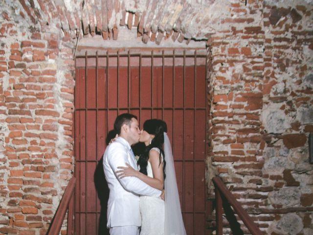 El matrimonio de Adal y Alexandra en Cartagena, Bolívar 80