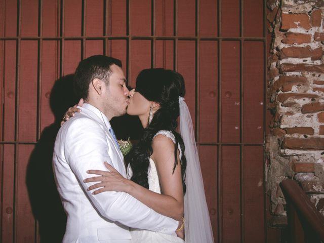 El matrimonio de Adal y Alexandra en Cartagena, Bolívar 81