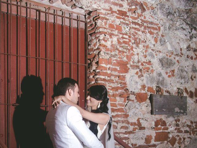 El matrimonio de Adal y Alexandra en Cartagena, Bolívar 82