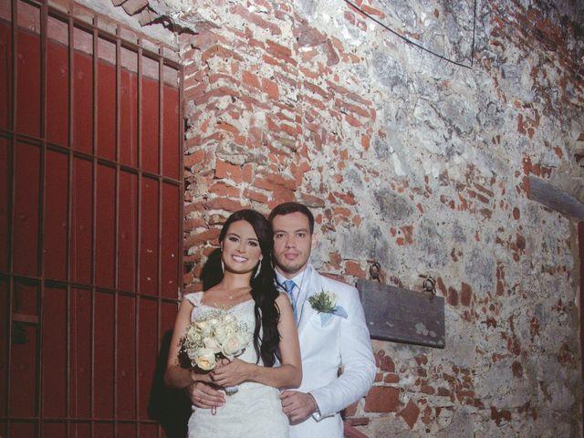El matrimonio de Adal y Alexandra en Cartagena, Bolívar 84