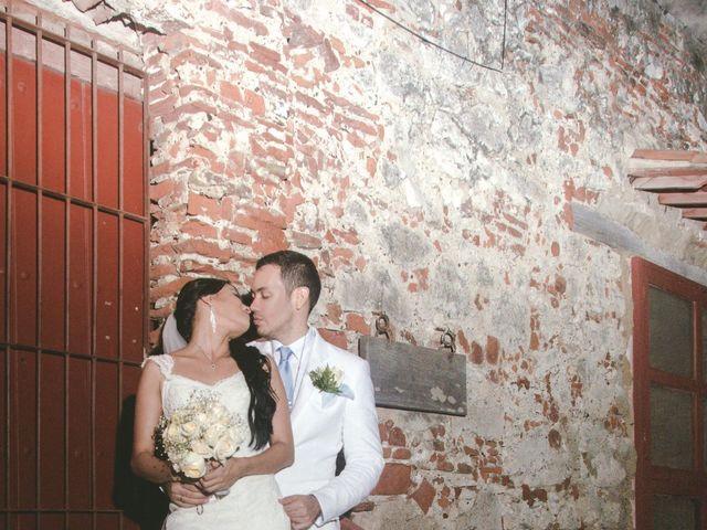 El matrimonio de Adal y Alexandra en Cartagena, Bolívar 86