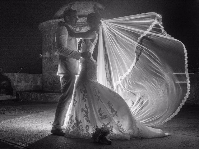 El matrimonio de Adal y Alexandra en Cartagena, Bolívar 88
