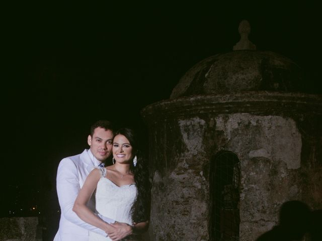El matrimonio de Adal y Alexandra en Cartagena, Bolívar 89