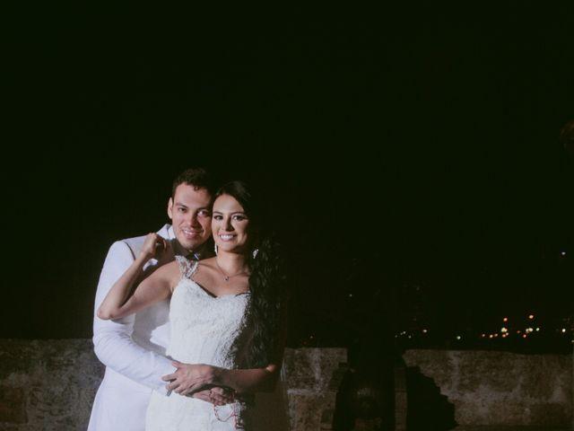 El matrimonio de Adal y Alexandra en Cartagena, Bolívar 90