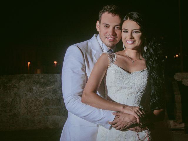 El matrimonio de Adal y Alexandra en Cartagena, Bolívar 91