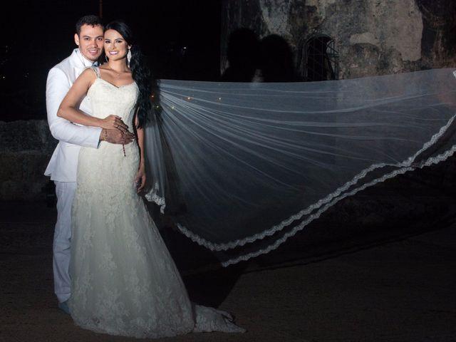 El matrimonio de Adal y Alexandra en Cartagena, Bolívar 93