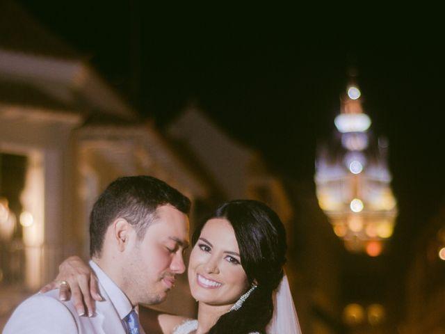 El matrimonio de Adal y Alexandra en Cartagena, Bolívar 95