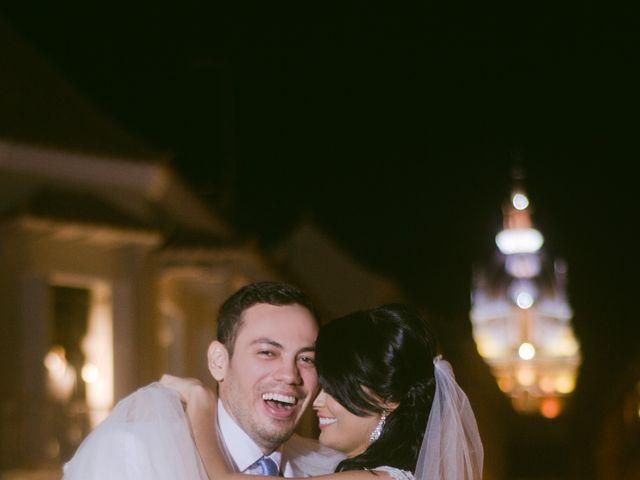 El matrimonio de Adal y Alexandra en Cartagena, Bolívar 96