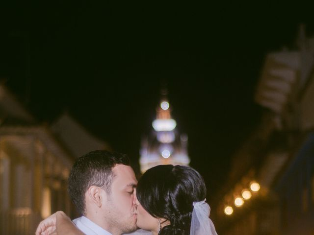 El matrimonio de Adal y Alexandra en Cartagena, Bolívar 97