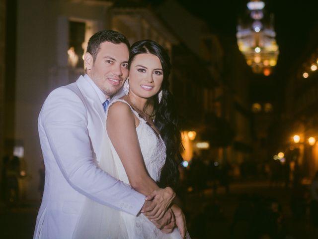 El matrimonio de Adal y Alexandra en Cartagena, Bolívar 99