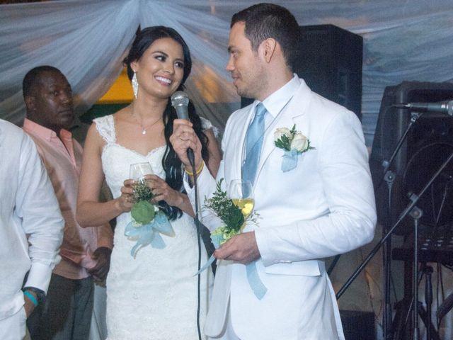 El matrimonio de Adal y Alexandra en Cartagena, Bolívar 102