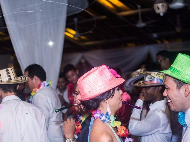 El matrimonio de Adal y Alexandra en Cartagena, Bolívar 114
