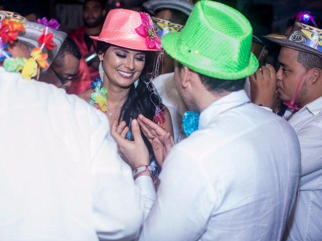 El matrimonio de Adal y Alexandra en Cartagena, Bolívar 116