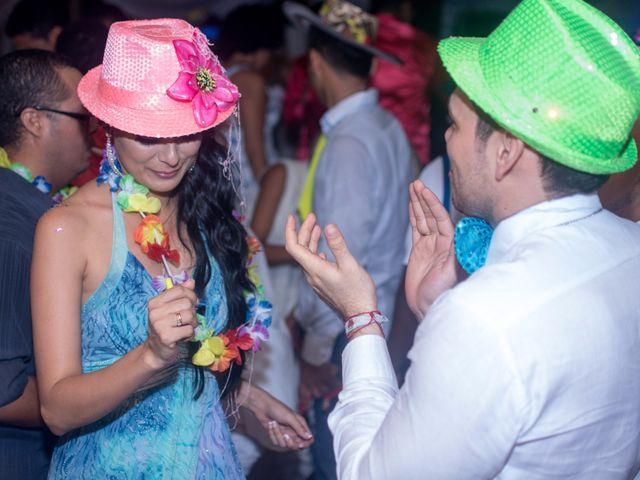 El matrimonio de Adal y Alexandra en Cartagena, Bolívar 117
