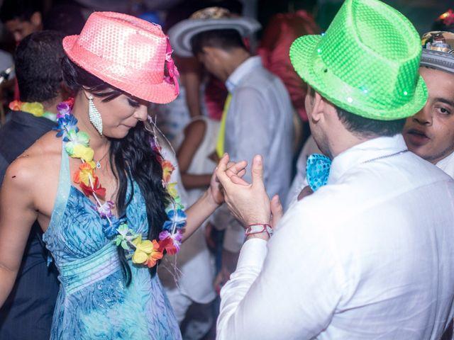 El matrimonio de Adal y Alexandra en Cartagena, Bolívar 118