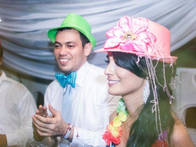 El matrimonio de Adal y Alexandra en Cartagena, Bolívar 124