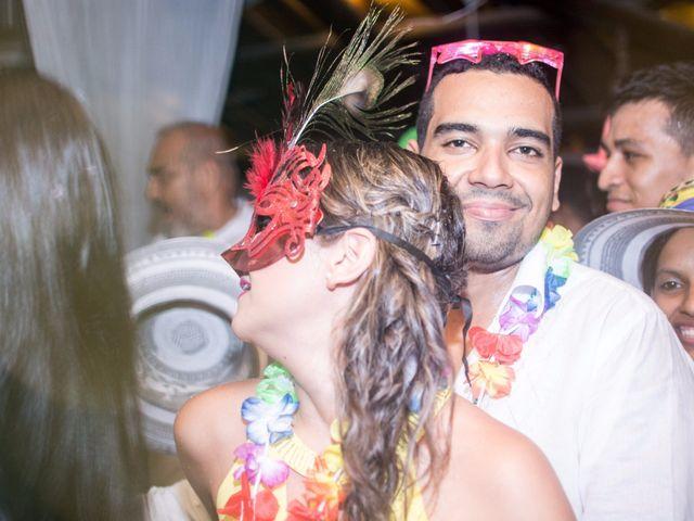 El matrimonio de Adal y Alexandra en Cartagena, Bolívar 125