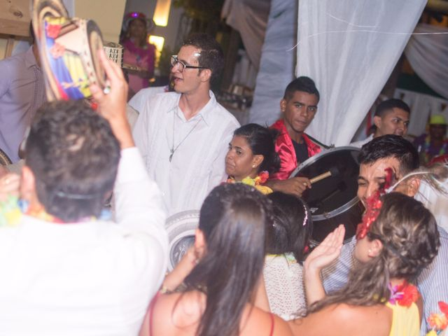 El matrimonio de Adal y Alexandra en Cartagena, Bolívar 126