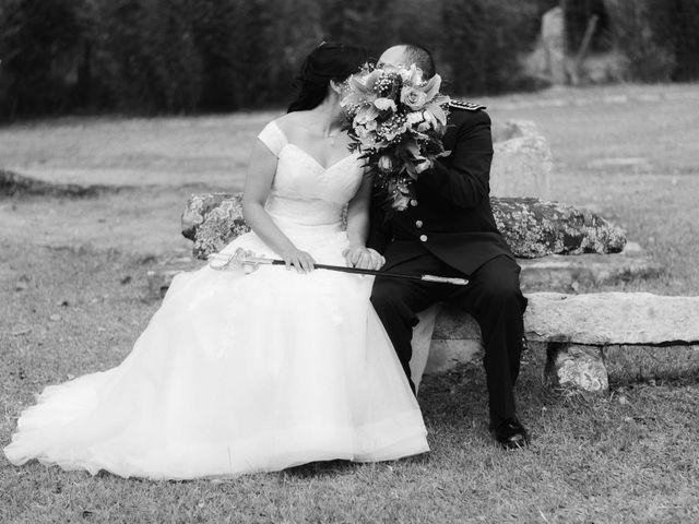 El matrimonio de Viviana y James