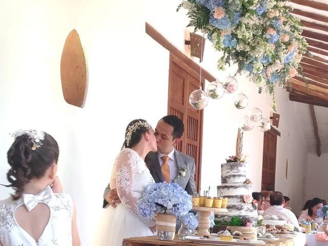 El matrimonio de Hugo y Nataly en Los Patios, Norte de Santander 3