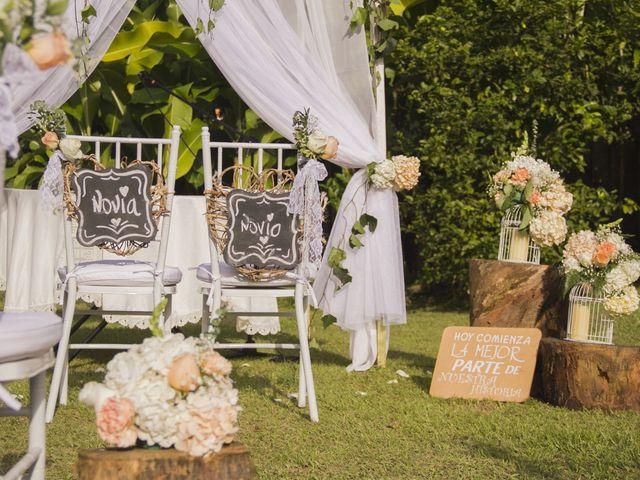 El matrimonio de Alex y Sandra en Sabaneta, Antioquia 1