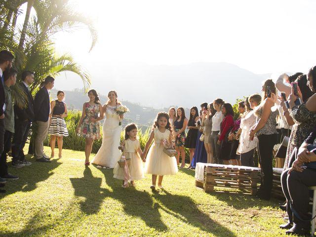 El matrimonio de Alex y Sandra en Sabaneta, Antioquia 2