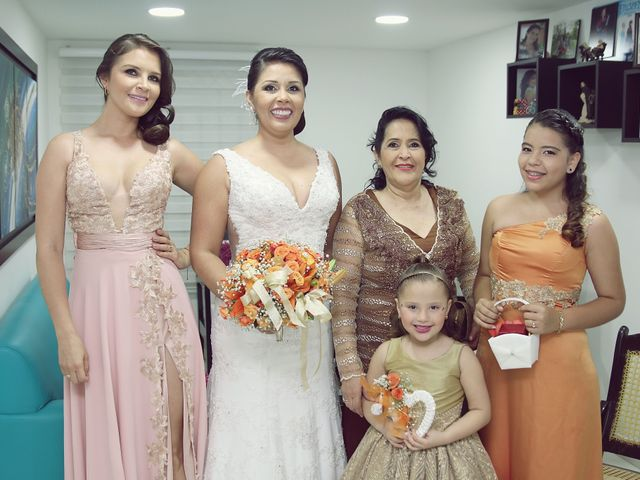 El matrimonio de Leo  y Esmeralda  en Cúcuta, Norte de Santander 4