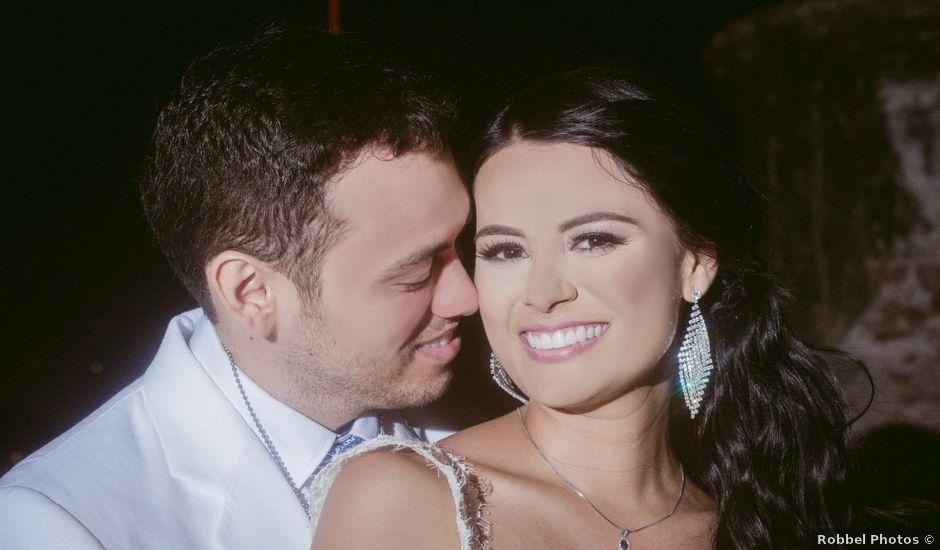 El matrimonio de Adal y Alexandra en Cartagena, Bolívar