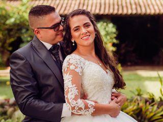 El matrimonio de Kristina y Cesar