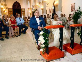 El matrimonio de Edelsy y Daniel