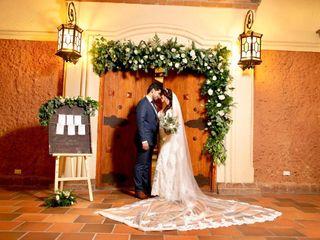 El matrimonio de Beatriz  y Diego