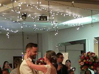 El matrimonio de Juddy  y Sebastián  3