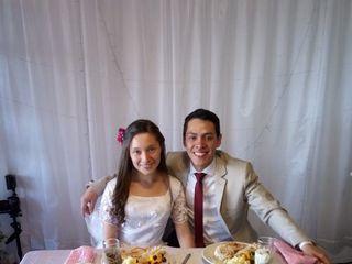 El matrimonio de Jhon y Tatiana  3