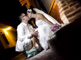 El matrimonio de Patricia y Alejandro