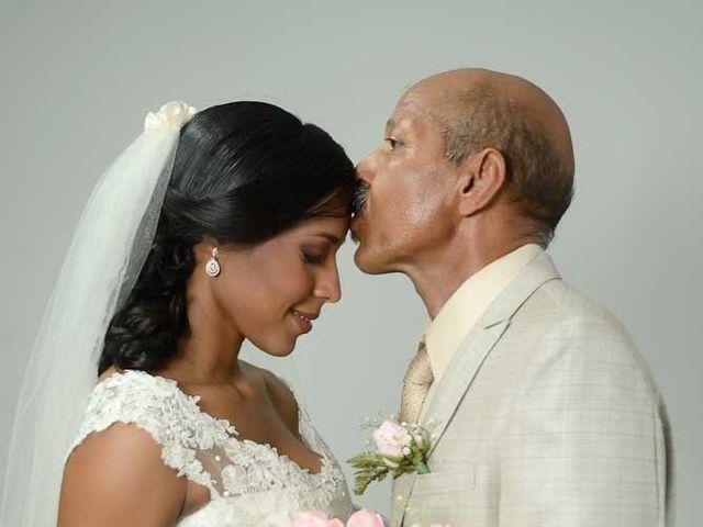 El matrimonio de Daniel y Edelsy en Santa Lucía, Atlántico 12