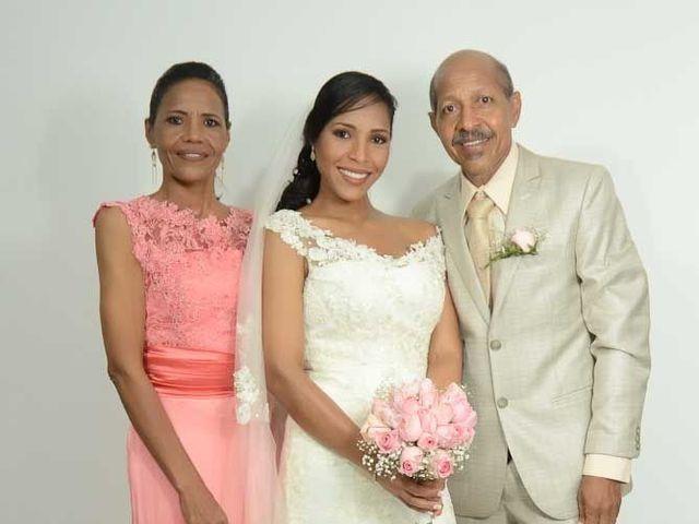El matrimonio de Daniel y Edelsy en Santa Lucía, Atlántico 13