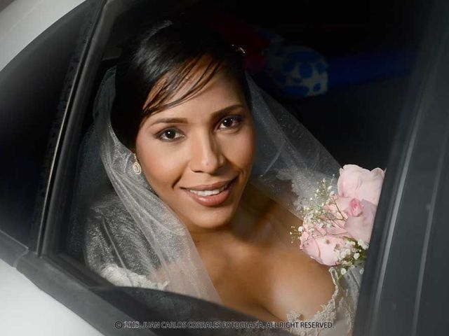 El matrimonio de Daniel y Edelsy en Santa Lucía, Atlántico 14